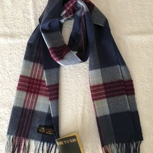 Other - 100% Men's Cashmere Scarf